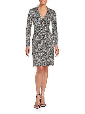 New Jeanne Wrap Dress