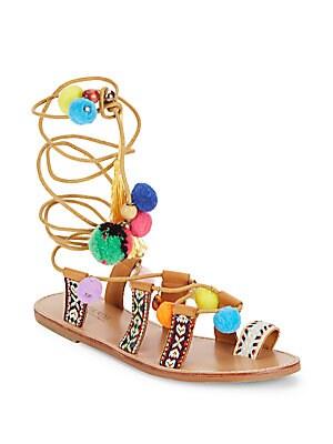 Pom Toy Sandals