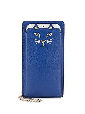 Feline iPhone 6 Leather Case