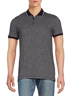 Feeder Striped Polo Shirt