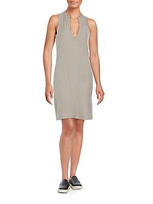Henley Tank Dress