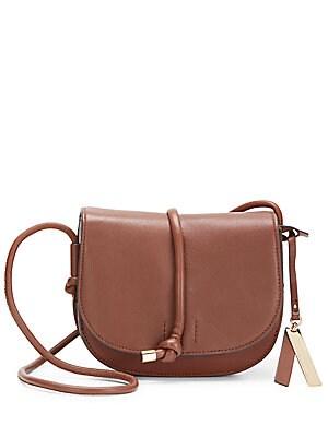 Sonia Leather Mini Saddlebag