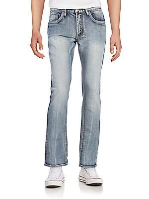 Ash-X Skinny Jeans