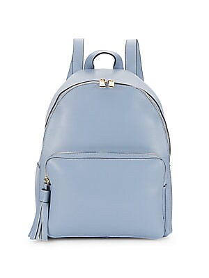 kc jagger female  sutton leather backpack