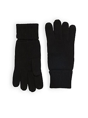 Cashmere Knit Gloves