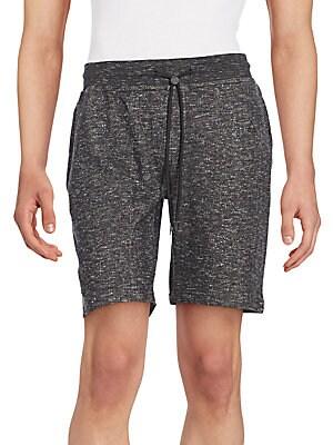 Bruce Cotton-Blend Shorts