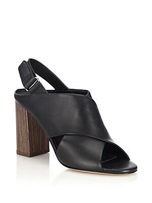 Faine Leather Sandals