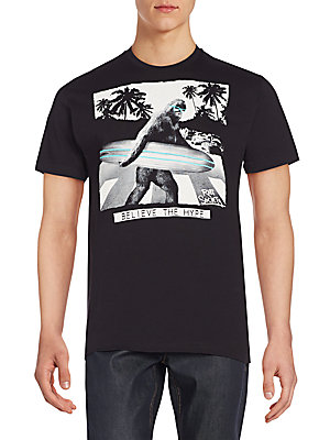 Believe the Hype Graphic Tee
