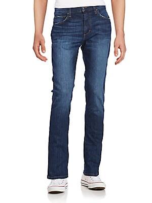 Saville Row Straight-Leg Jeans
