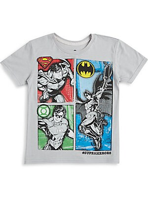 Boy's Justice League Tee Shirt