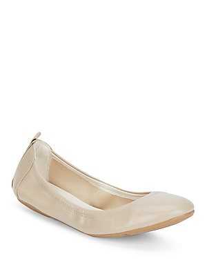 Jenni Leather Ballet Flats