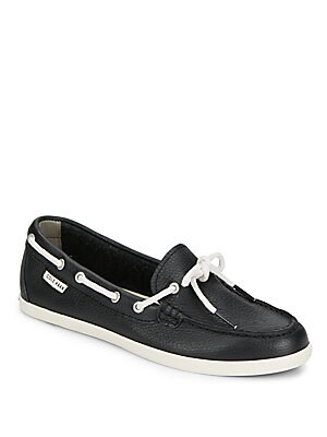 Weekender Leather Camp Shoes