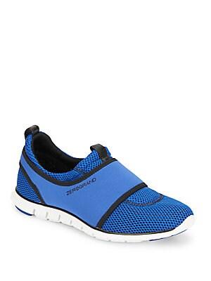 ZeroGrand Neoprene & Mesh Sneakers