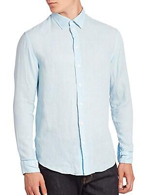 Linen Sportshirt