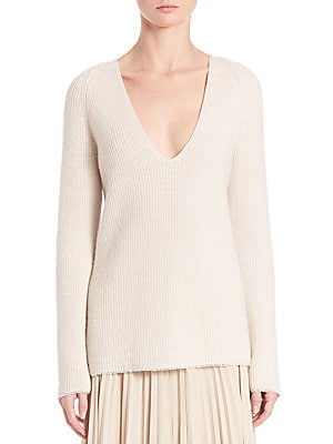 Cotton & Cashmere Pullover