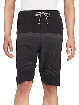 Backside Striped Shorts