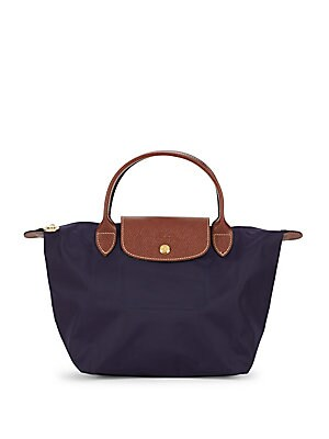 Le Pilage Zipped Handbag
