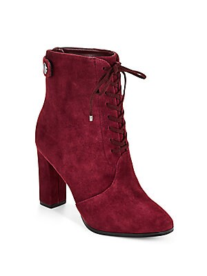 Connie Leather Ankle Boots