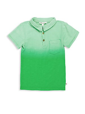 Little Boy's & Boy's Cotton Polo