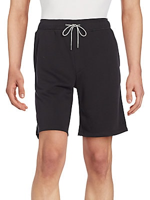 Sporty Terry Shorts