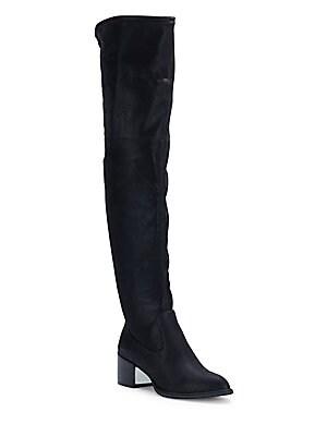 Sawyar Knee-High Boots