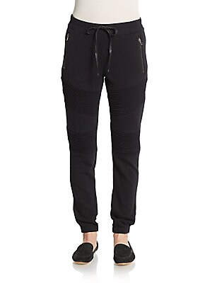 Avery Seamed Sweatpants