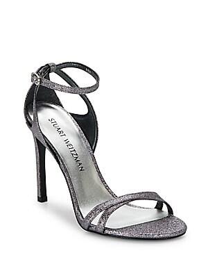 Glitter Slingback Sandals