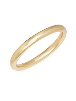 Core Grecian Oval Bangle Bracelet
