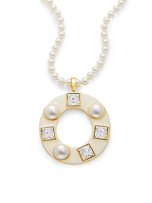 Click here for Pearl Pendant Necklace prices