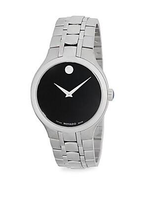 Museum Stainless Steel Bracelet Watch