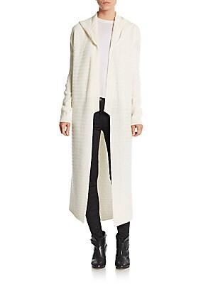 Wool/Cashmere Oversized Sweater