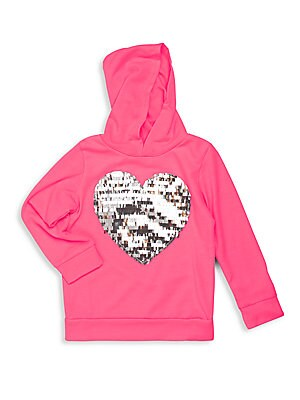 Girl's Heart Hoodie