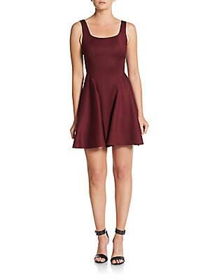 Sadie Fit-And-Flare Dress