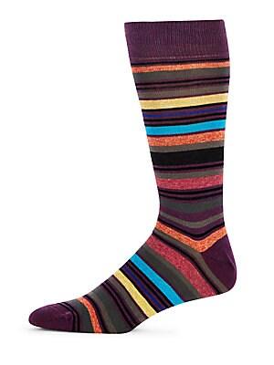 Bold Stripe Socks