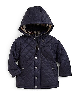 Baby's Jerry Quilted Jacket