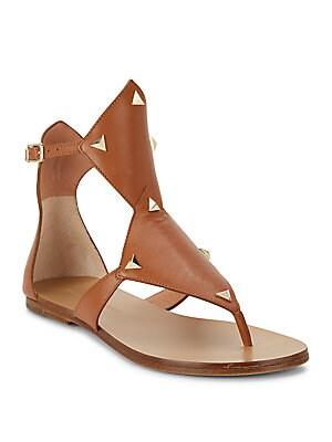 Bamona Leather Thong Sandals