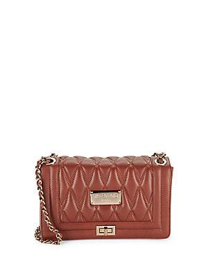 Alice Leather Crossbody Bag