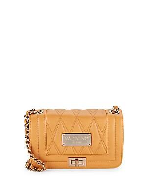 Beatriz Leather Mini-Crossbody Bag