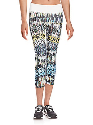Dream Printed Capri Leggings