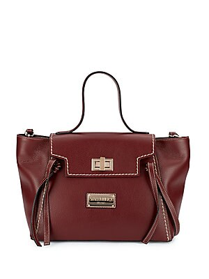 Camilla Leather Handbag