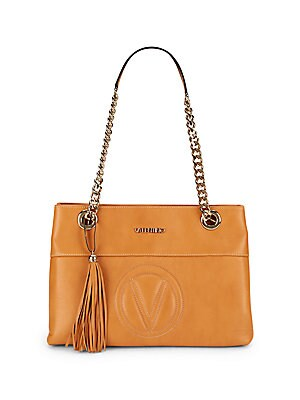 Karina Leather Handbag