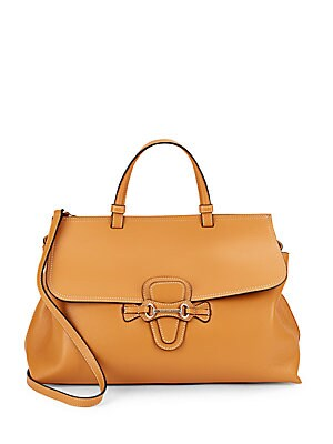 Olimpia Leather Handbag