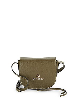 Thea Leather Crossbody Bag