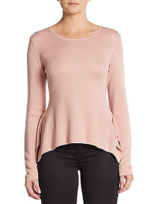 Audry Silk-Blend Sweater