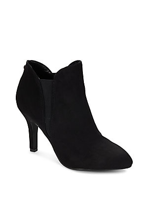 Brushin Elastic Inset Slip-On Booties