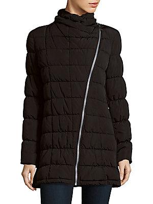 Long Sleeve Puffer Jacket