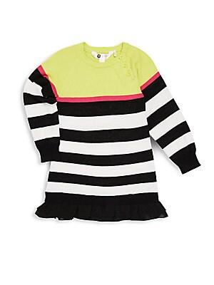 Little Girl's Stripe Dress
