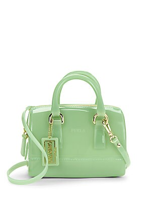 Candy Zip Top Handbag