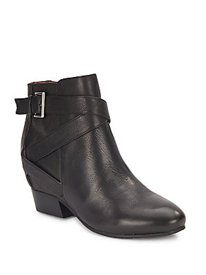Almond Toe Ankle Boots
