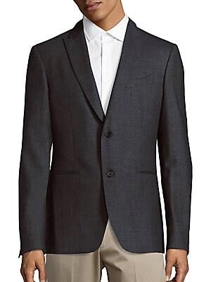 Austin Fit Stretch Wool Sportcoat